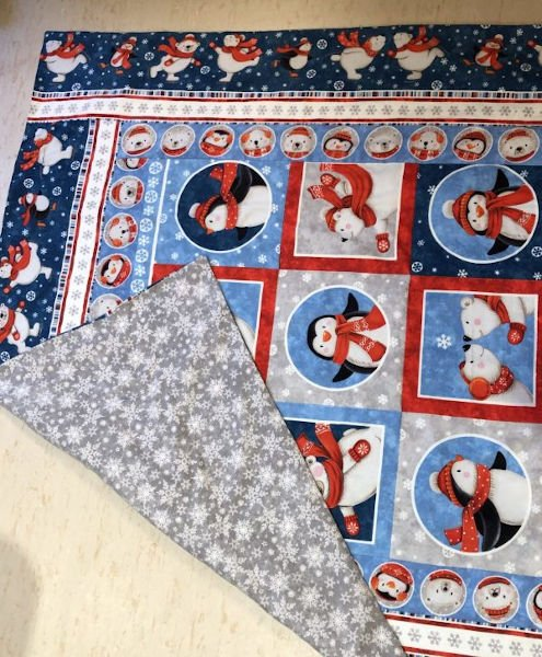 Green-Acres-Quilts-Flannel-Backing-For-Icebear-penguin-quilt-kit