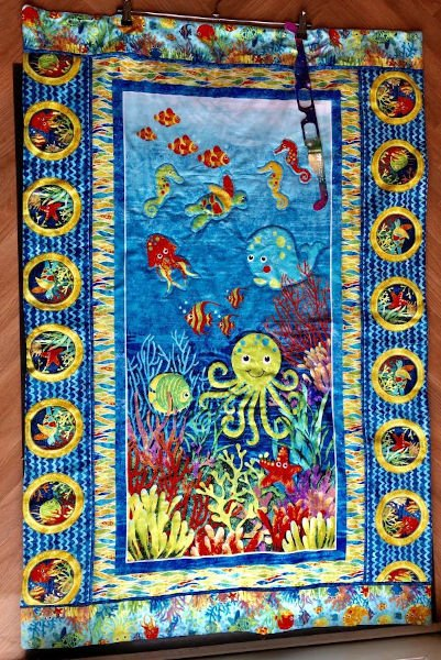 Green-acres-quilts-octopus-quilt-kit