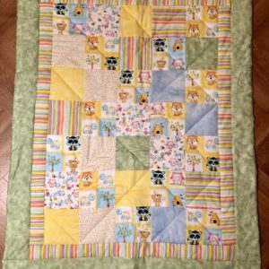 Green-acres-quilts-quilt-kit-happy-animals-baby-lap-quilt