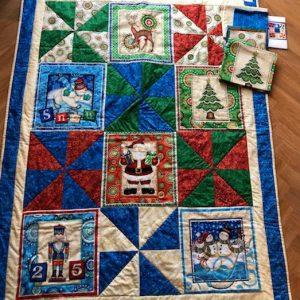 green-acres-quilts-Christmas-joy-lap-quilt-kit-complete