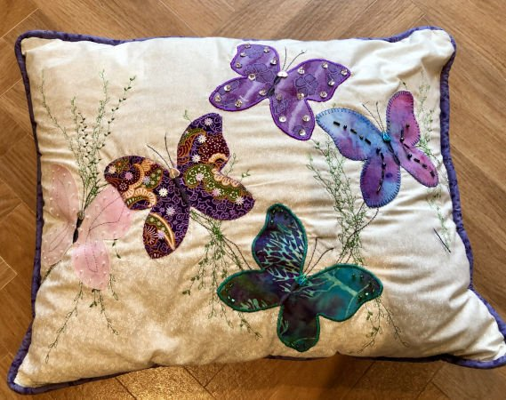 green-acres-quilts-cushion-cover-with-colourful-butterflies-kit-complete