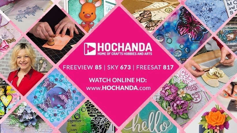 Debut Green Acres on TV Hochanda Craft Channel